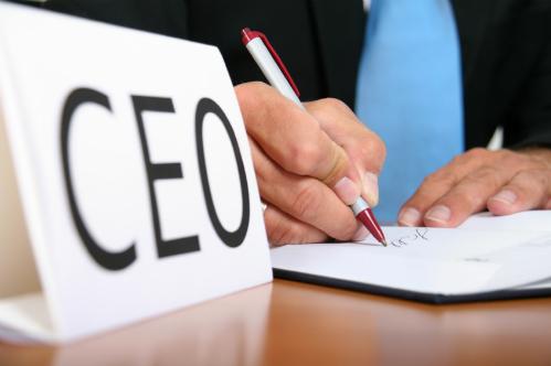 CEO ngân hàng tiếp tục biến động mạnh.
