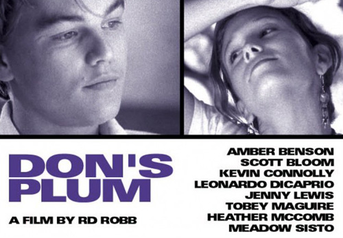 "Poster phim ""Don's Plum""."
