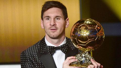 Tại Barca, Messi không chỉ biết làm hài lòng CĐV bằng cách ghi bàn. Ảnh: Reuters