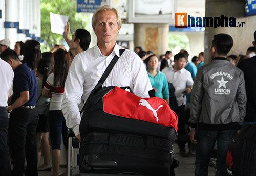 Jorn Andersen  HLV của đội tuyển Triều Tiên