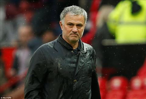 HLV Mourinho thừa nhận thất bại