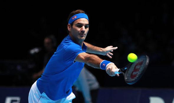 HLV của Djokovic bày tỏ sự ngưỡng mộ Feeder