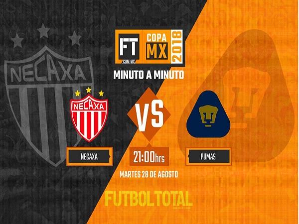 Nhận định Necaxa vs Pumas UNAM