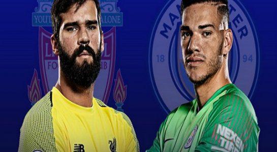 """Man City và Liverpool tranh """"Găng tay vàng"""""""