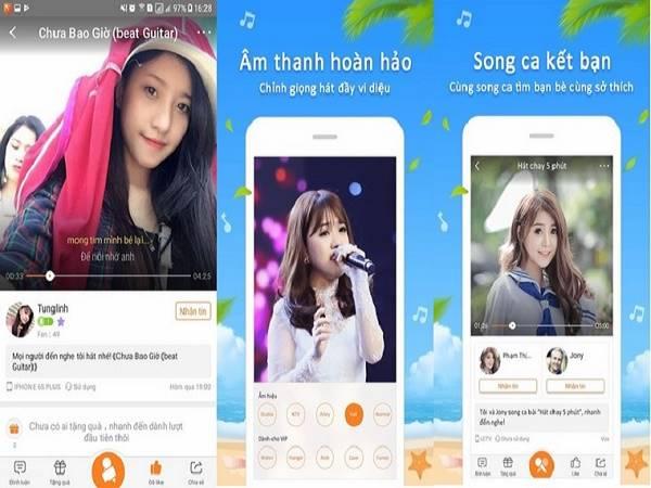 3 ứng dụng hát karaoke tốt nhất trên điện thoại dễ dùng, nhiều bài hát mới