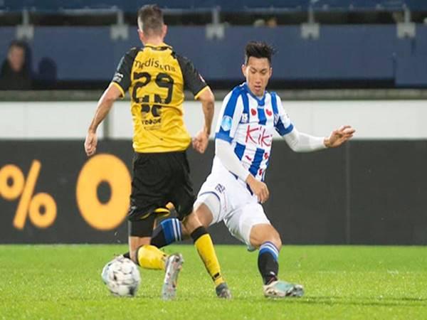 SC Heerenveen trả lương cực khủng cho Đoàn Văn Hậu