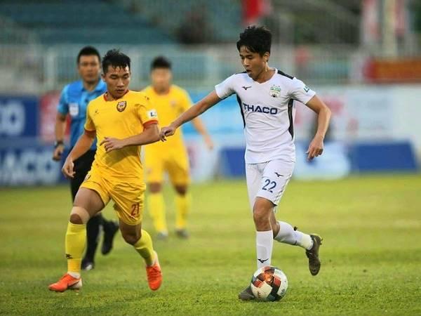 Bóng đá Việt Nam tối 1/12: Phan Thanh Hậu cảm ơnHAGL