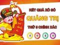 Dự đoán XSQT 8/4/2021 thứ 5 chốt lô VIP Quảng Trị