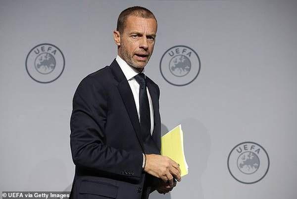 UEFA bơm tiền tỷ để phản đòn lại Super League