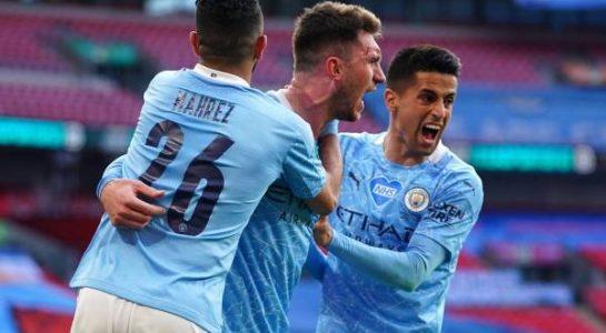 Bóng đá Anh 28/4: BXH Ngoại hạng Anh vòng 34 - Man City chạm tay vào chức vô địch?