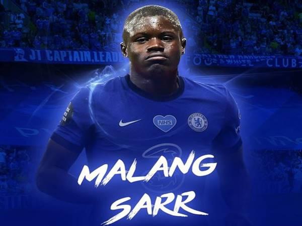 Malang Sarr – Hòn đá tảng mới của câu lạc bộ Chelsea