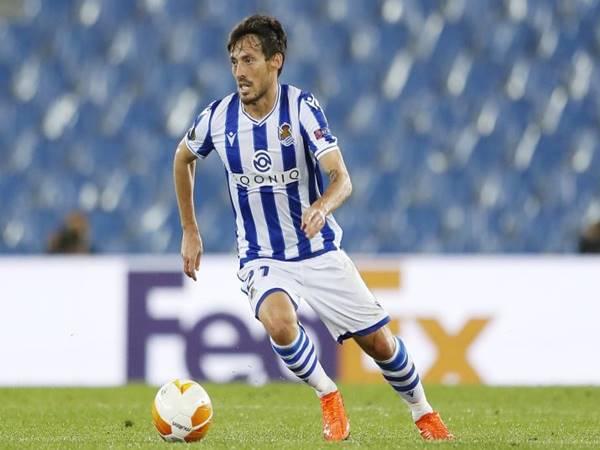 Tiểu sử David Silva - Tiền vệ câu lạc bộ Real Sociedad