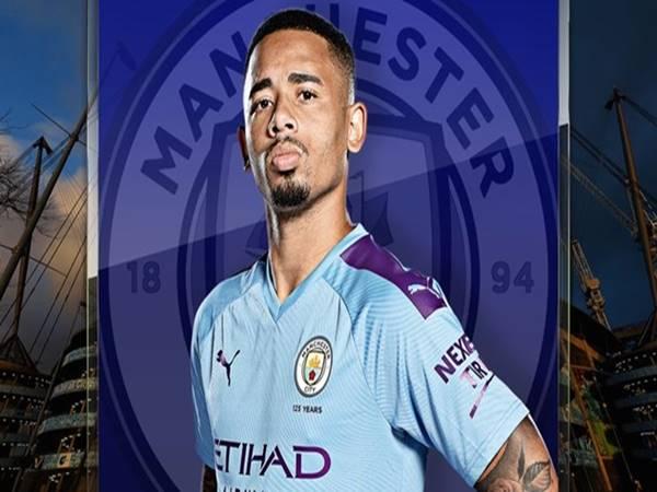 Tiểu sử Gabriel Jesus - Cầu thủ tài năng của Manchester City