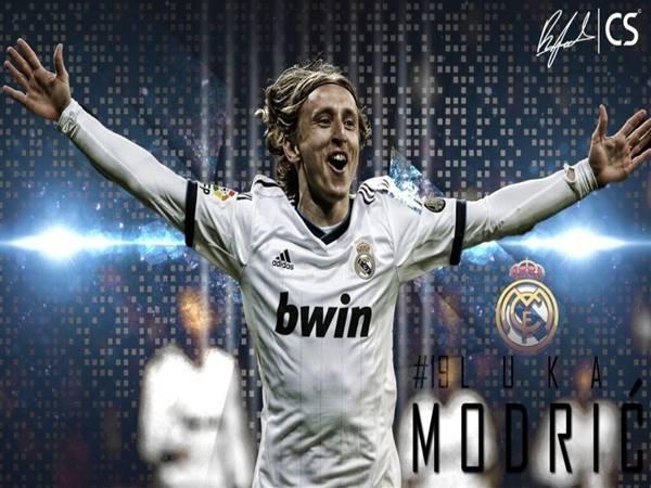 Tiểu sử Luka Modric - Tiền vệ của đội bóng Real Madrid