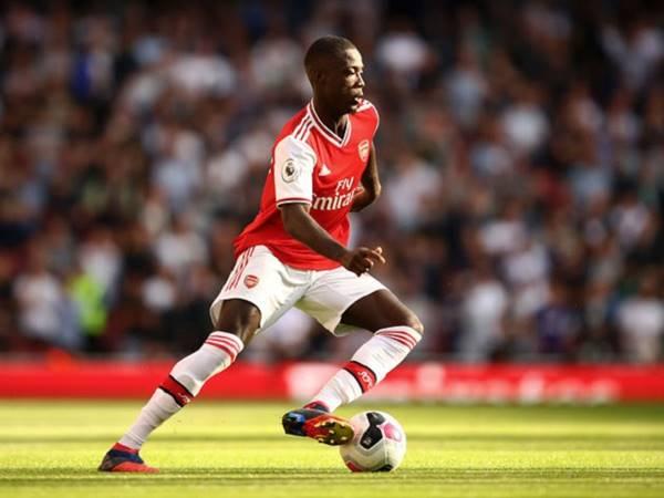 Tiểu sử Nicolas Pepe - Cầu thủ chạy cánh câu lạc bộ Arsenal