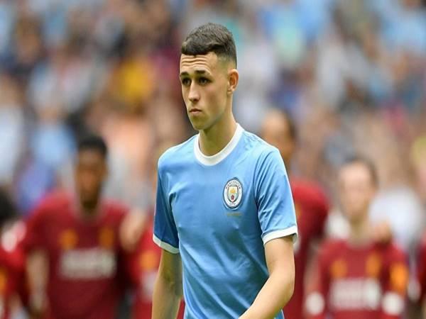 Tiểu sử Phil Foden - Ngôi sao trẻ tài năng của Manchester City