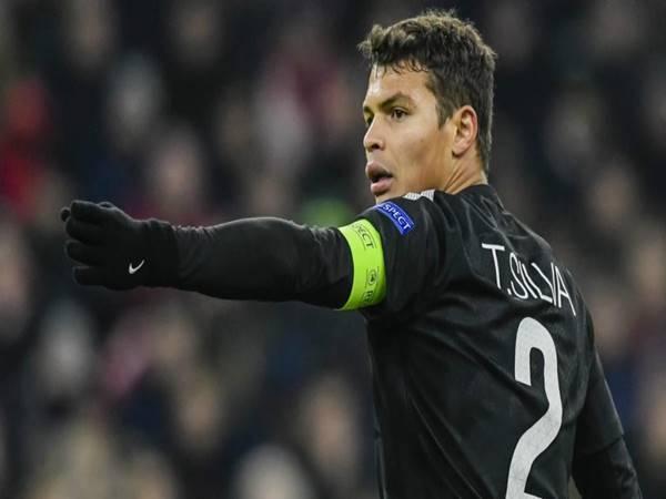 Tiểu sử Thiago Silva - Trung vệ của câu lạc bộ Chelsea
