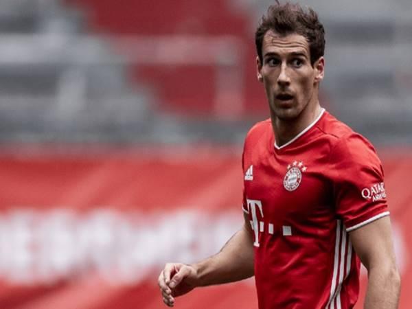 Bóng đá Đức 18/6: Bayern quyết tâm đàm phán với trụ cột Goretzka