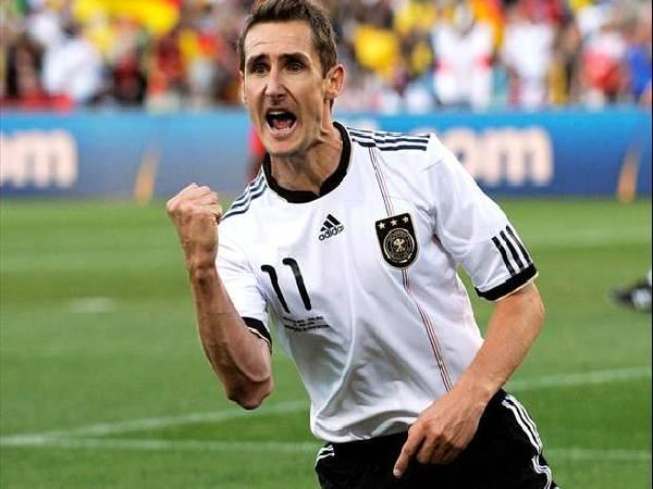 5 cầu thủ ghi nhiều bàn thắng nhất World Cup lịch sử