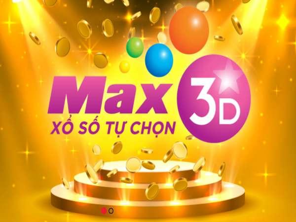 Mẹo chơi Vietlott Max 3D