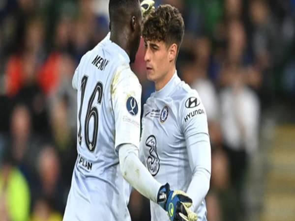 Bóng đá Quốc Tế 13/8: Edouard Mendy đánh giá cao Kepa