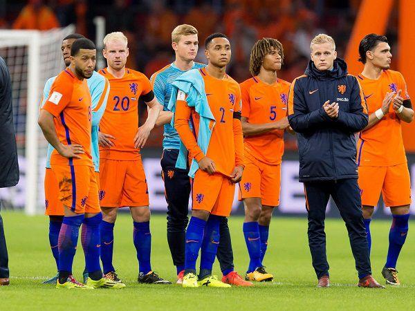 Thông tin đội tuyển bóng đá quốc gia Hà Lan - Những người Hà Lan bay