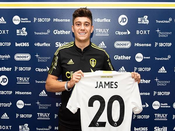 Bóng đá Quốc tế 1/9: James rời Man Utd tới Leed