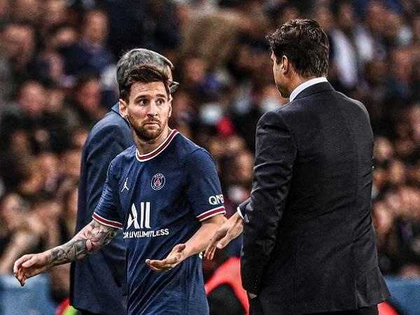 Bóng đá quốc tế sáng 20/9: Messi tịt ngòi trận thứ 3 tại PSG